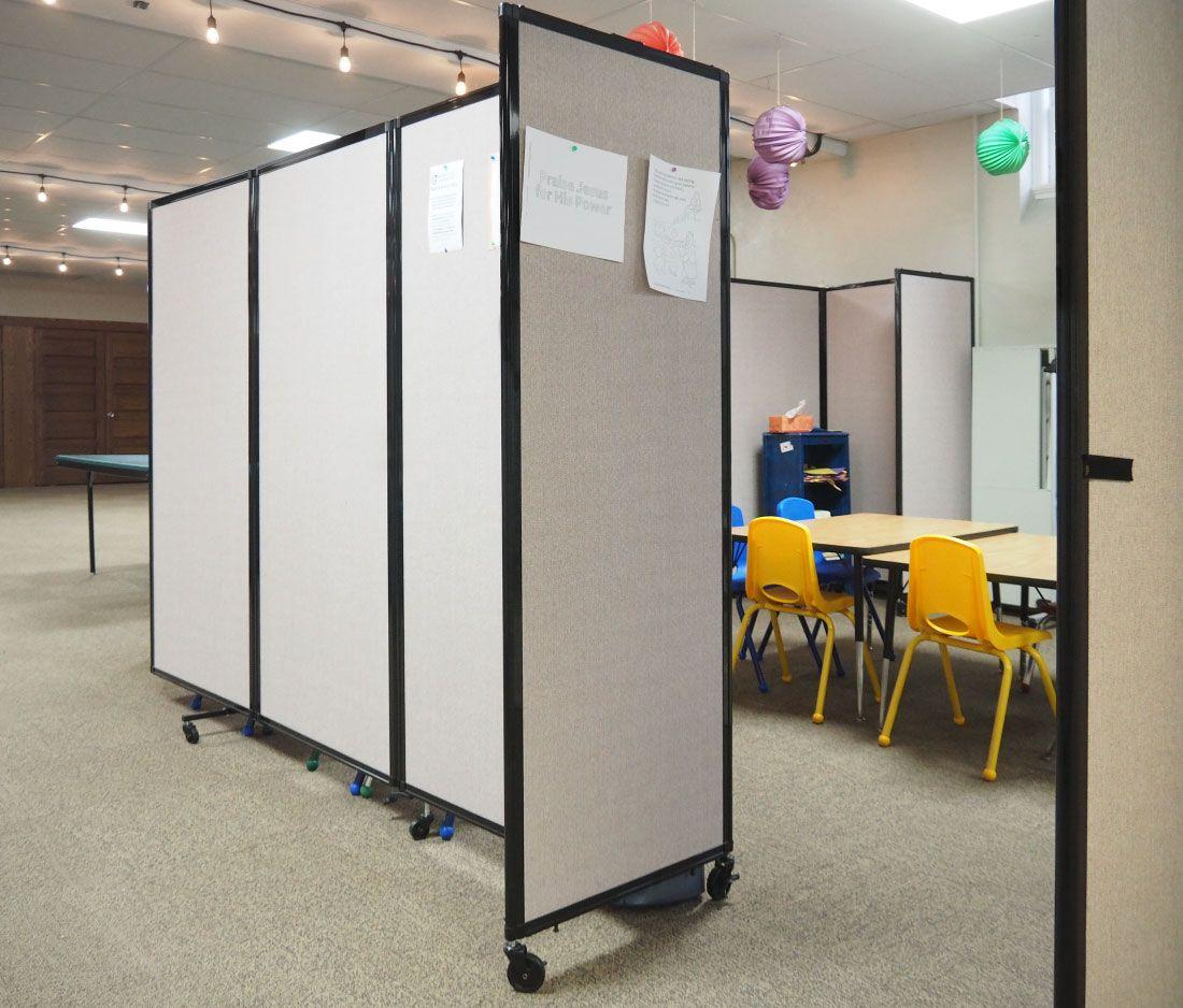 Risultati immagini per sustainable room dividers school