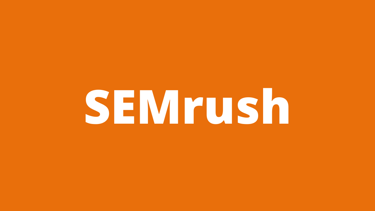 SEMrush is a best blog you should follow as a marketer