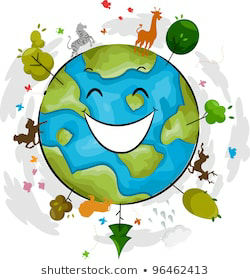 Happy Earth Day Images, Stock Photos & Vectors | Shutterstock