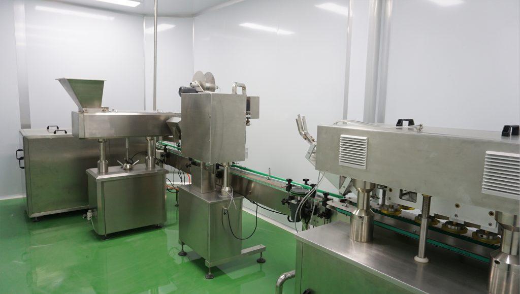 Tiêu chuẩn GMP trong sản xuất thực phẩm chức năng