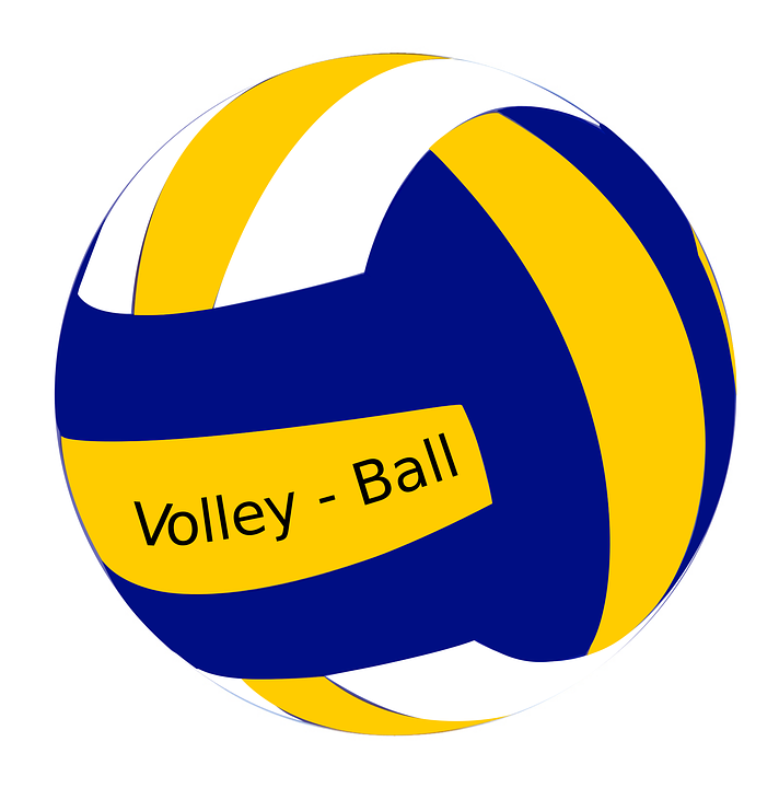 Free vector graphic: Ball, Female, Volley, Volleyball - Free Image ...