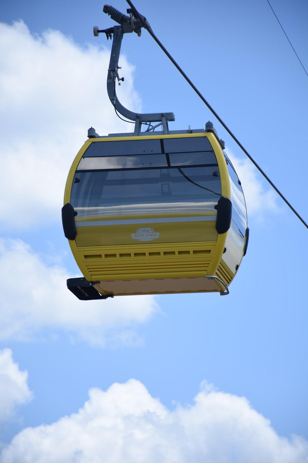 Disney Gondola Skyliner