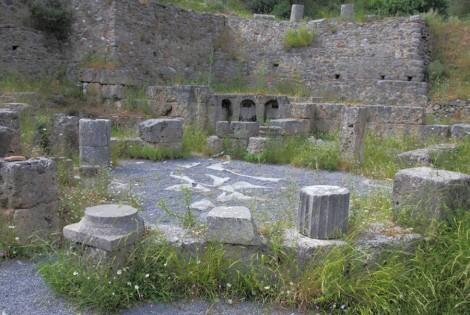 Ancient Gortys – Archaeological site