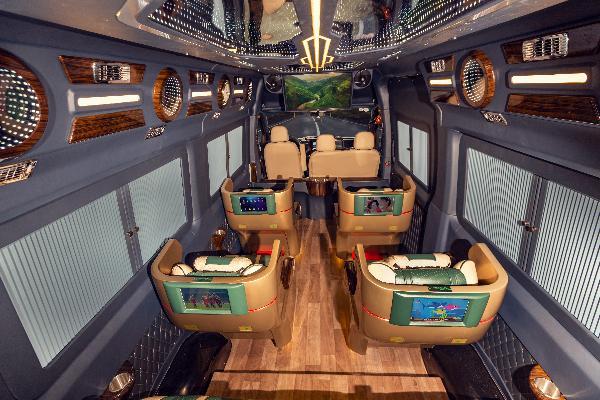 Xe Vie Limousine đi Vũng Tàu