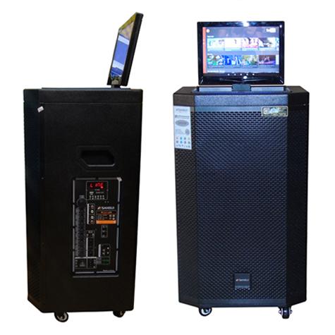 Loa Sansui có màn hình SA2-15