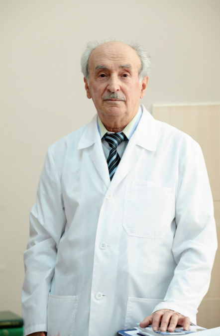 Dr Arushanian the author of the russian classification of nootropics photo