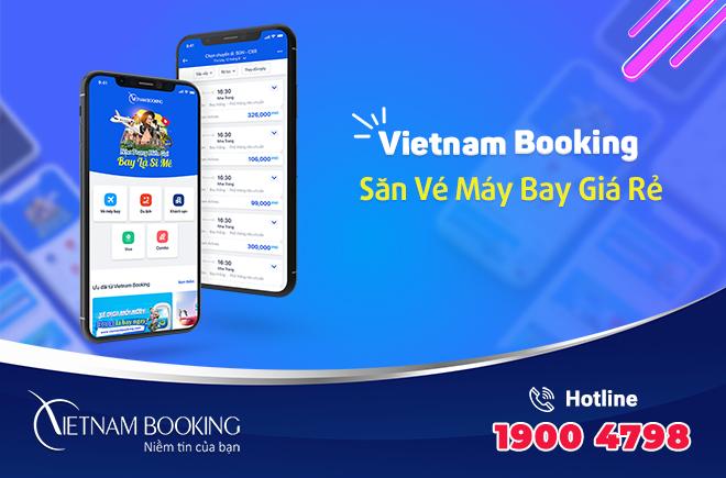 Giá vé máy bay đi Sài Gòn rẻ hơn một ly trà sữa - Ảnh 1