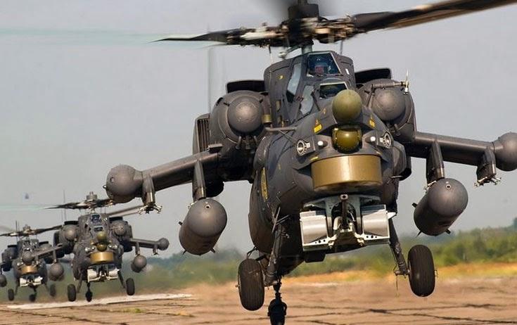 """Вертолет """"Аллигатор"""""""