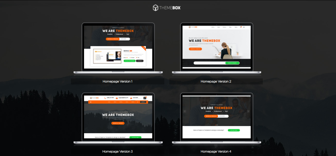 ThemeBox- digital products woocommerce theme