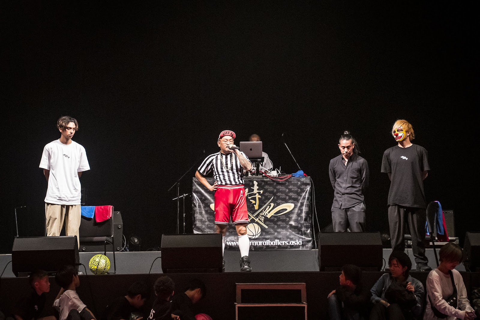 FKO -SAMURAI BALLERS 15th Anniversary-レポート | FLY BASKETBALL CULTURE  MAGAZINE | バスケットボール ファッション・カルチャー マガジン