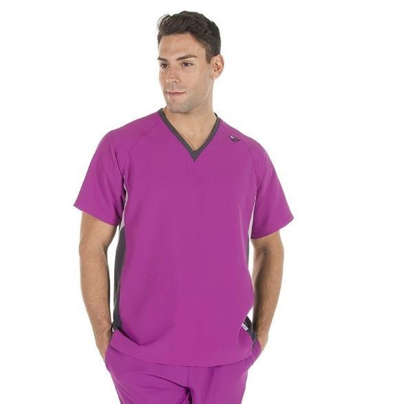 Blusa sanitaria con tejido coolmax