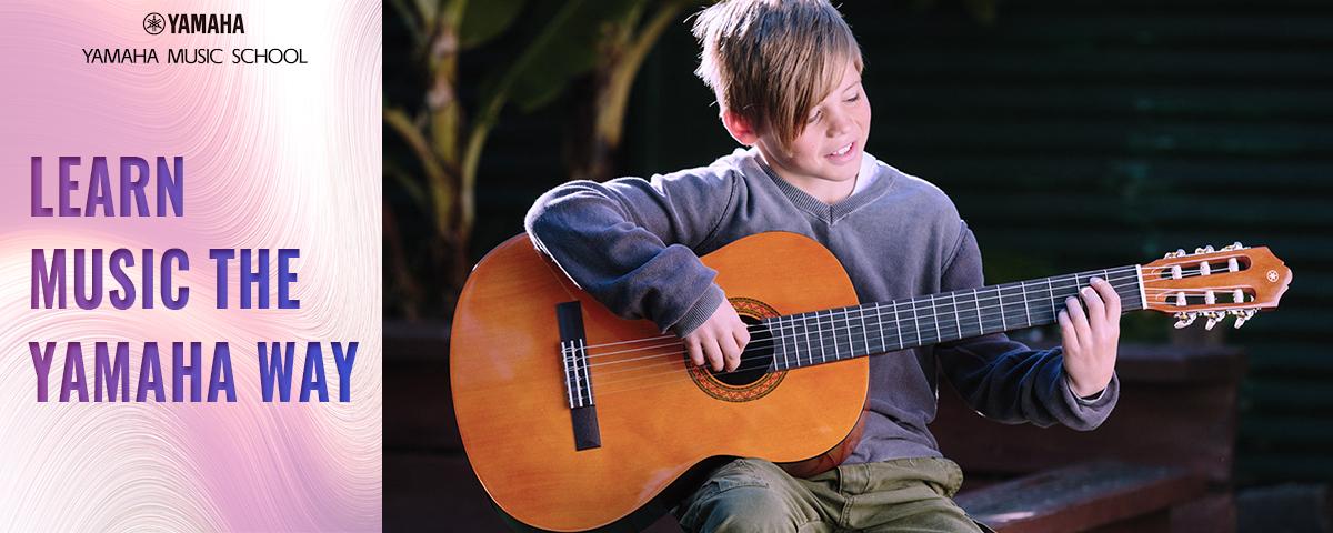 học guitar ở đâu