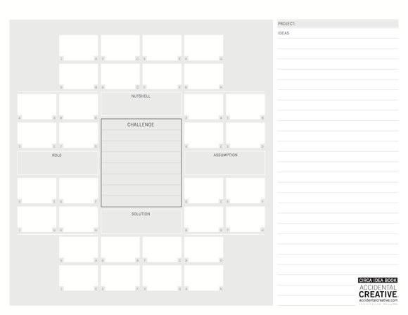personal idea pad clickup brainstorm