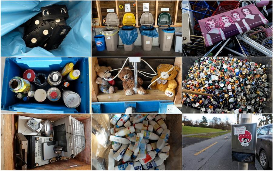 Сортування сміття в Швейцаріі. Фото: skitalets.livejournal.com