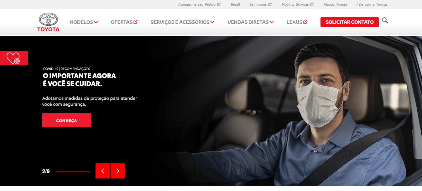 site corporativo