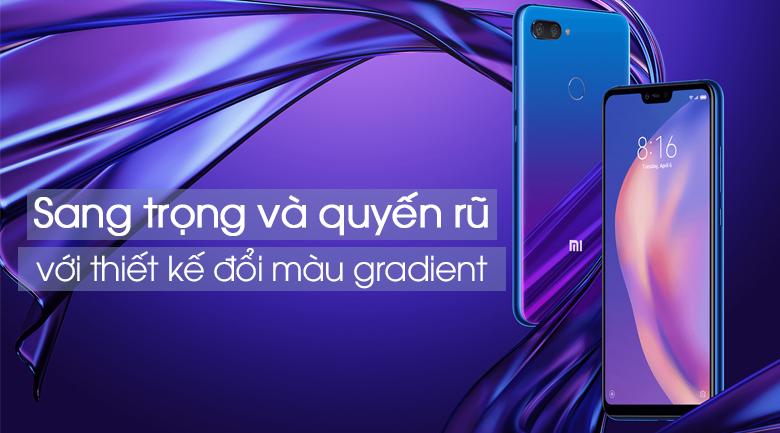Xiaomi Mi 8 Lite Ram 4GB, 6GB