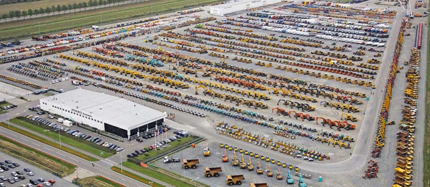Американские аукционы по продаже автомобилей
