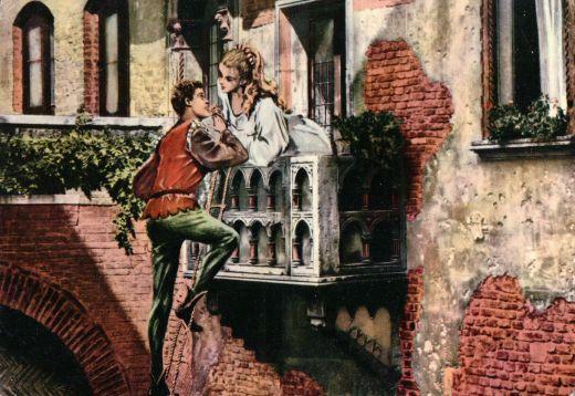 Scena balconului