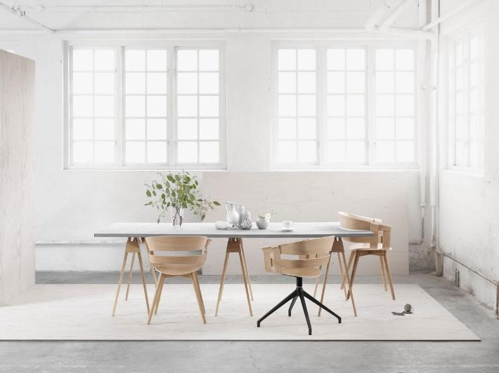 Dining Room Set Minimalis - source : www.home-designing.com