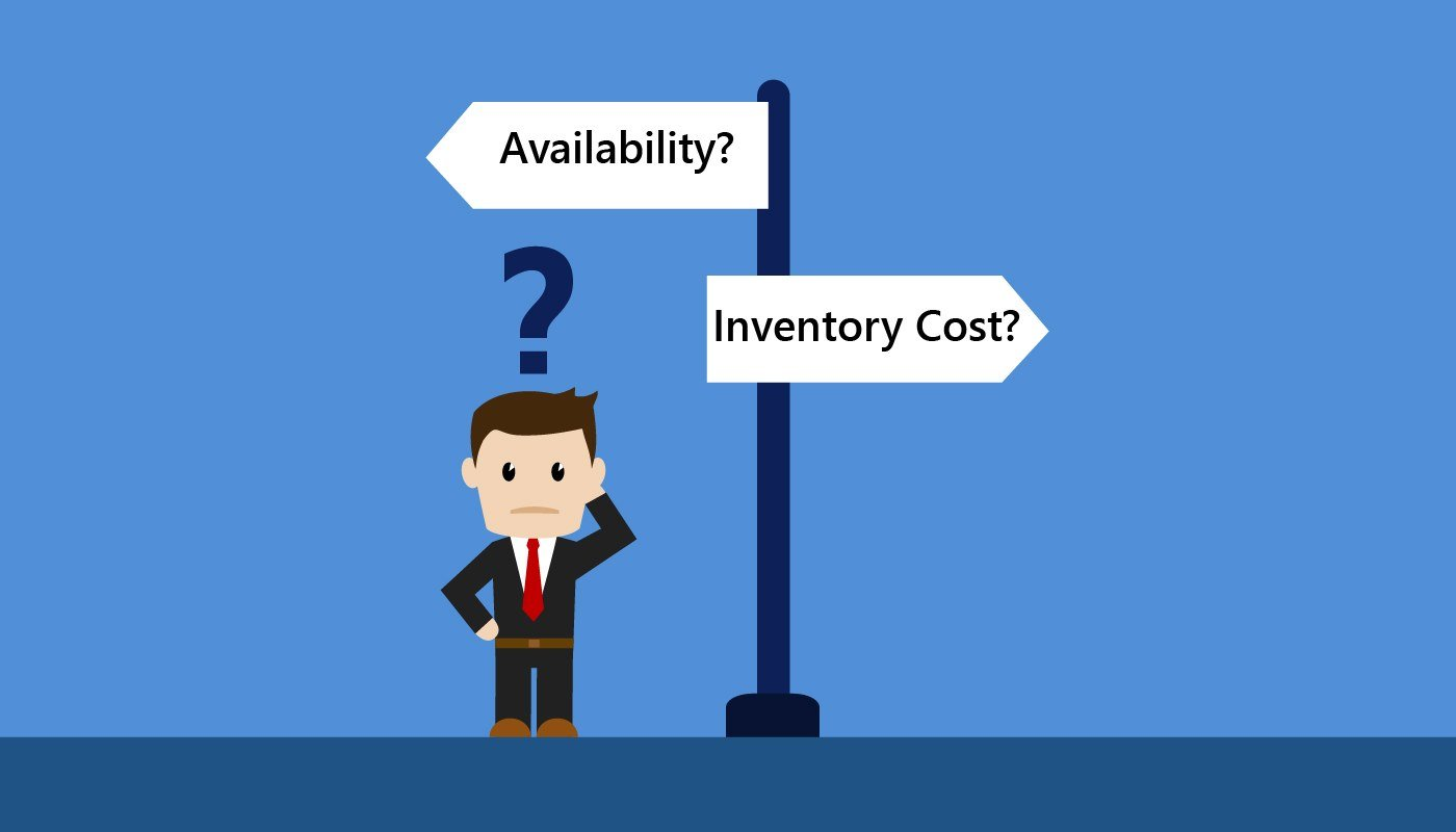 Limit inventory waste and costs