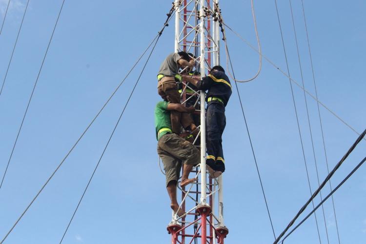 Cáp cứng viễn thông đáp ứng các tiêu chuẩn cao của công trình
