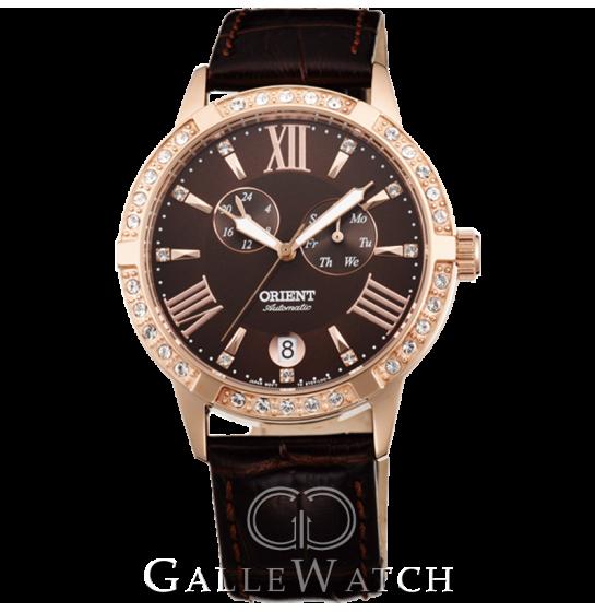 TOP 5 mẫu đồng hồ orient nữ dây da ĐẸP bạn nên mua ngay