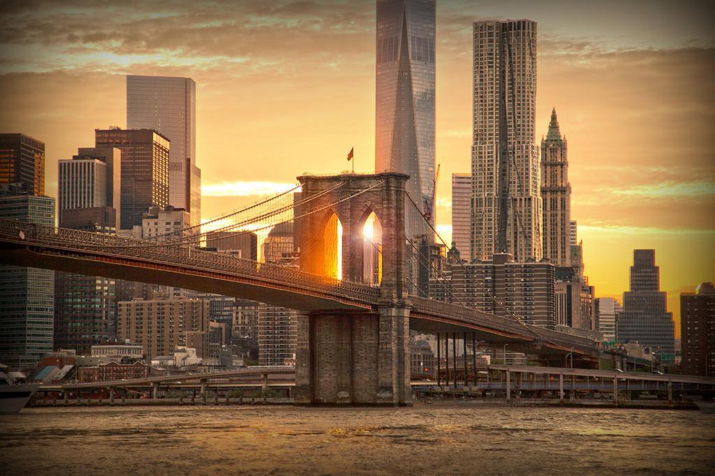 Седат Игдеджи - Самые памятные места Нью-Йорка
