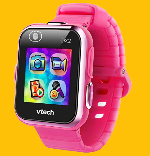 KidiZoom Smartwatch Fitness Tracker For Kids