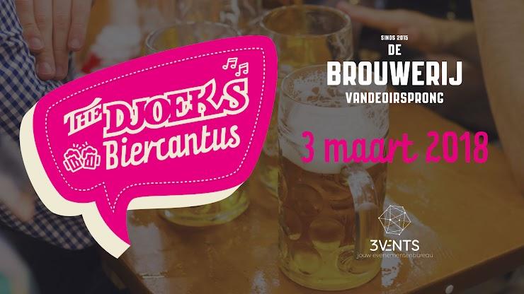 The Djoeks Biercantus - zaterdag 3 maart 2018 - De Brouwerij Vandeoirsprong