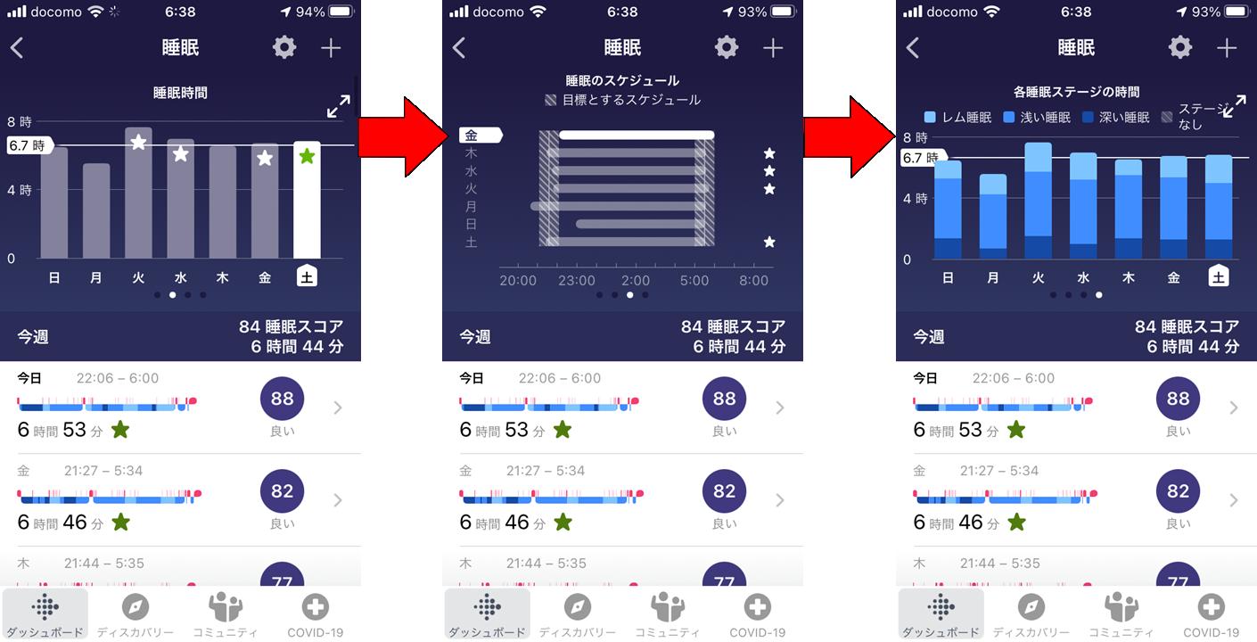 Fitbit Premium(プレミアム) 「もっと睡眠をとる」ガイド付きプログラムの体験レビュー