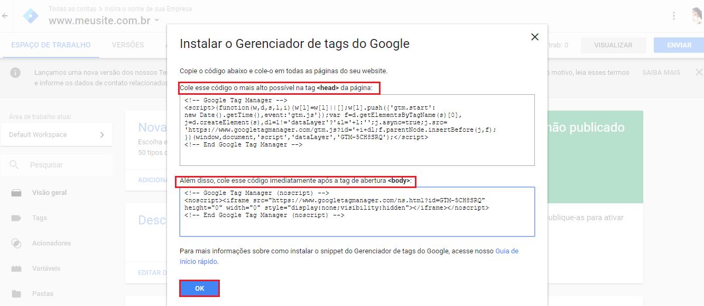 O que é Google Tag Manager?