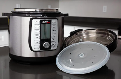 Pressure cookers make it possible to cook healthy meals fast. Source: Pressure Cooking Today