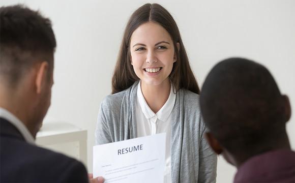 Un Entretien d'embauche innovant et inclusif.