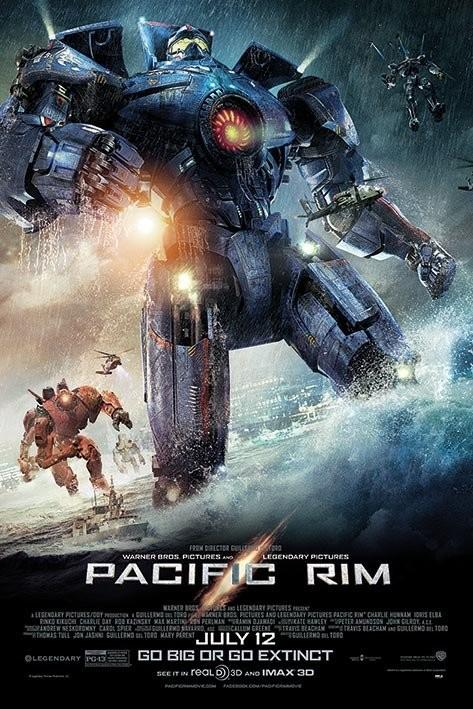 Image result for pacific rim poster
