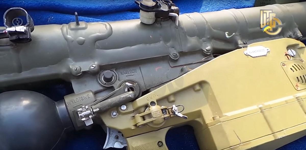 Скриншот видео «Военного телевидения Украины» (источник)