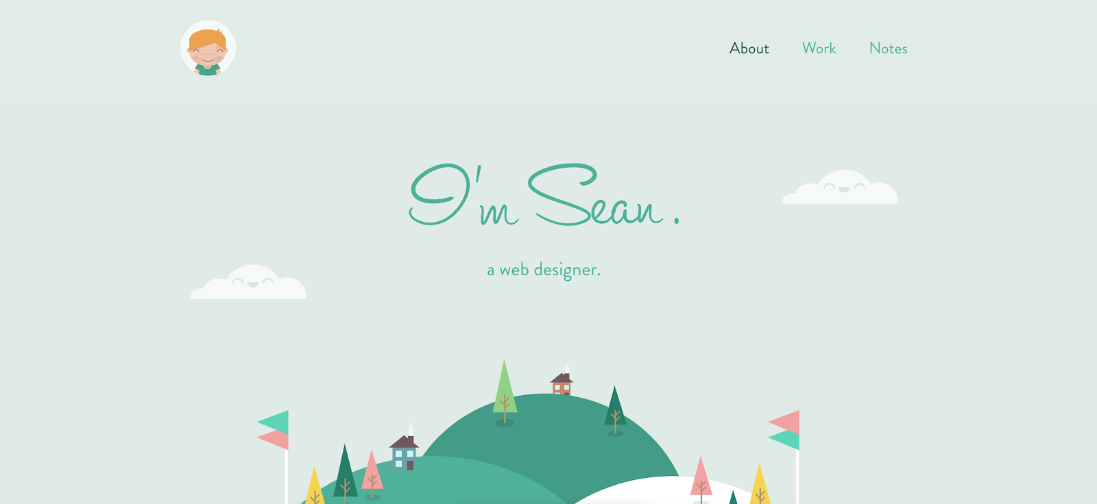 Web Developer Portfolio of Sean Halpin