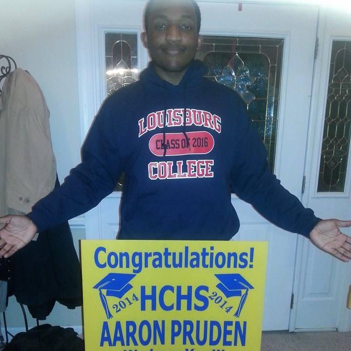 Aaron Pruden