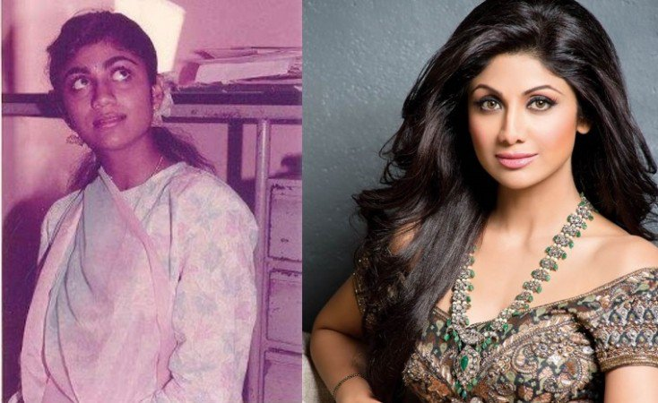 Pictures: Bollywood Actress From Their Struggling Days VS Now