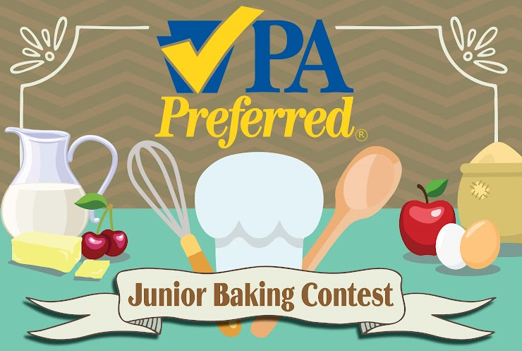This is the correct banner that is to be used.  Remove/destroy any old banner that reference PA Preferred Chocolate baking contest!