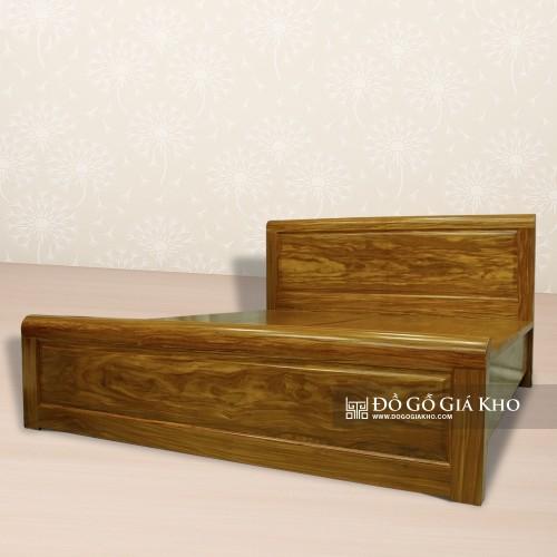 Giường ngủ gỗ Cẩm Vàng - GN139 - 8