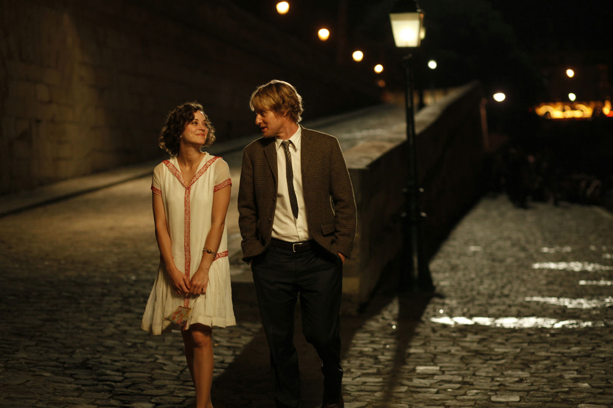 Cinematic Fashion: Midnight in Paris
