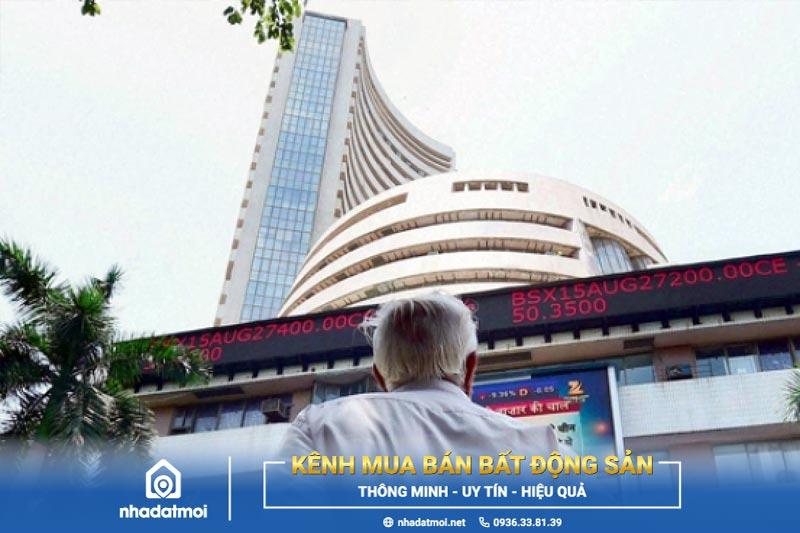 Sàn chứng khoán Bombay Stock Exchange