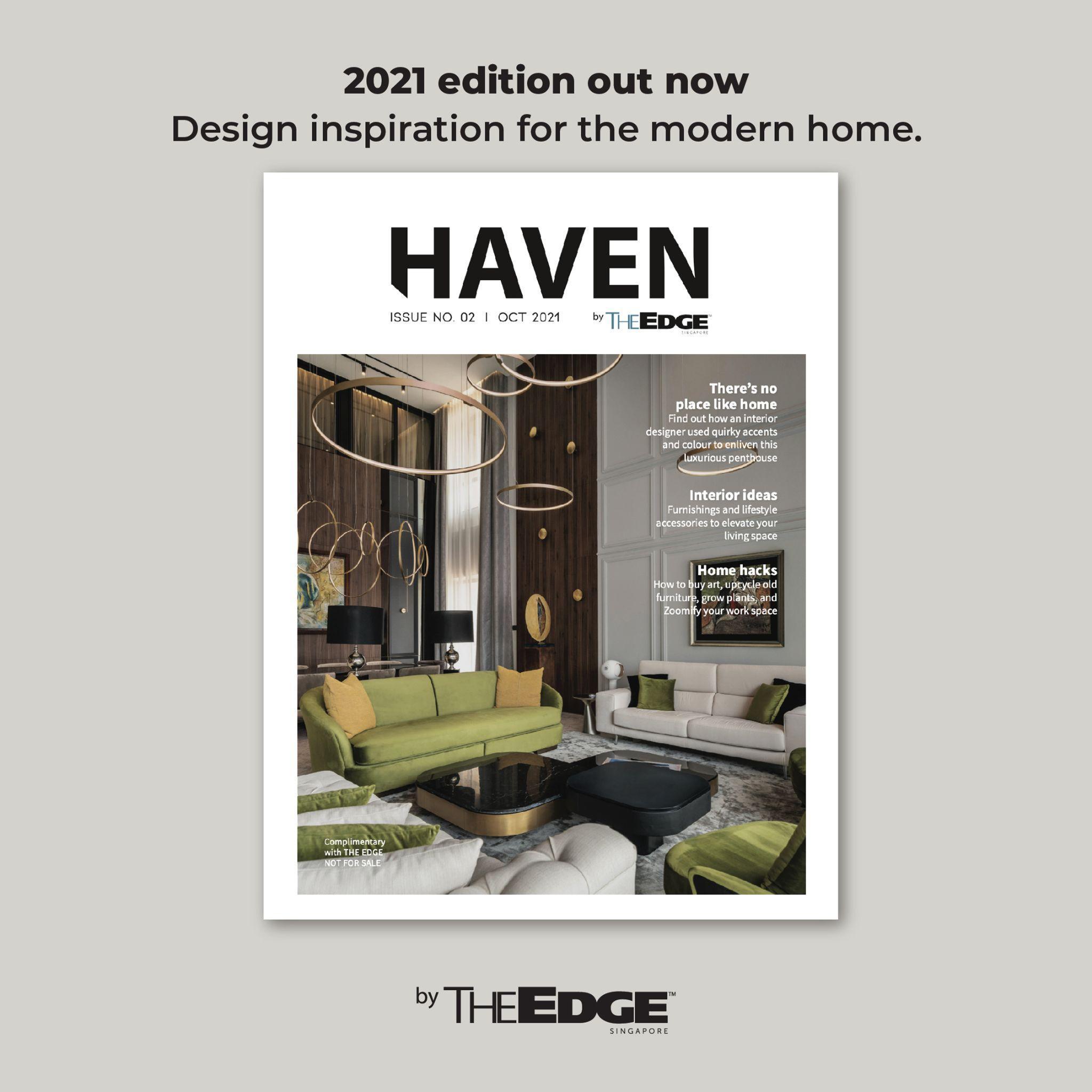 haven - THE EDGE SINGAPORE