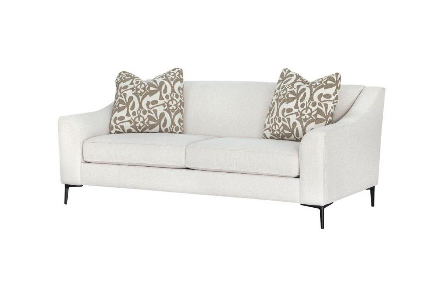white sofa for a small space