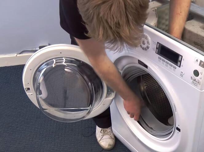 trung tâm sửa máy giặt bosch