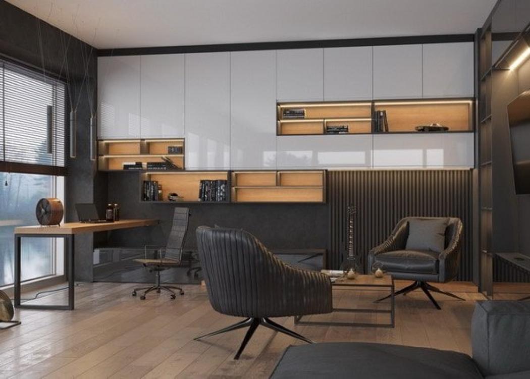 Modern Home Office Design Trends 2021-22