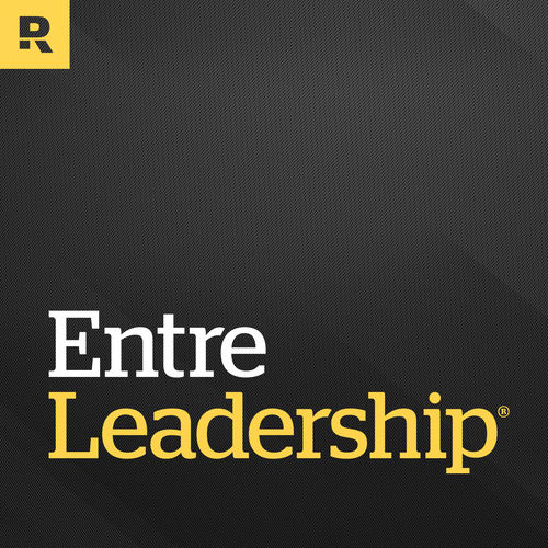 EntreLeadership  best podcasts for tech entrepreneurs