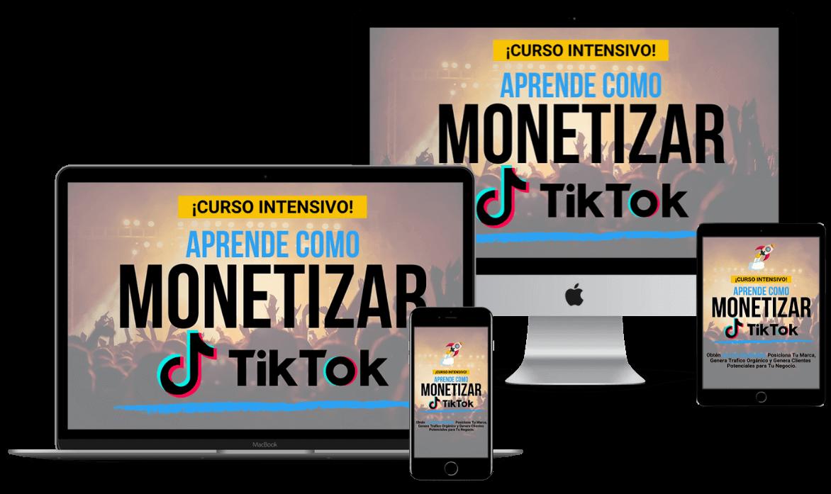 Monetizar TikTok