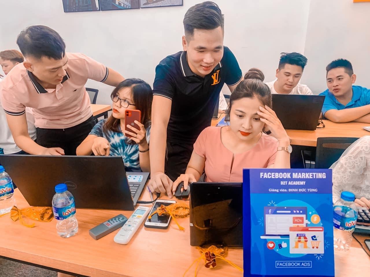 Thầy giáo Đinh Đức Tùng và chặng đường làm mới bản thân với học viện Facebook thực chiến - Ảnh 3