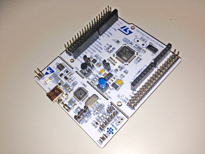 Getting Started with STM32 Nucleo and Mbed | Microcontroller